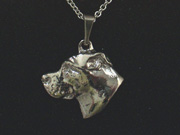 Staffordshire Bullterrier - Pendant Head