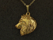 German Spitz - Pendant Head
