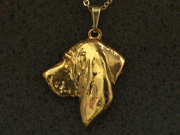 Bloodhound - Pendant Head