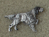 English Setter - Pin Figure