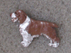 English Springer Spaniel - Pin Figure