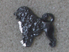 Portuguese Water Dog - Pin Figure