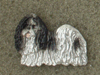 Shih-tzu - Pin Figure