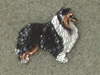 Sheltie - Pin Figure