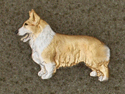 Welsh Corgi Pembroke - Pin Figure