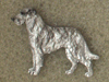Irish Wolfhound - Pin Figure