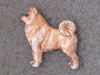 Finnish Spitz - Pin Figure