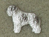 Polish Lowland Sheepdog - PON - Pin Figure