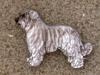 Pyrenean Shepherd Dog - Pin Figure