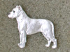 Dogo Argentino - Pin Figure