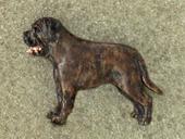Bullmastiff - Pin Figure