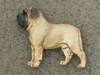 Mastiff - Pin Figure