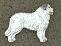 Great Pyrenees - Pin Figure