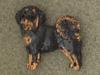 Tibetan Mastiff - Pin Figure
