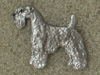 Kerry Blue Terrier - Pin Figure