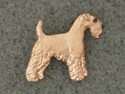 Irish Terrier - Pin Figure