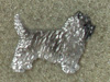 Cairn Terrier - Pin Figure