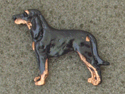 Jura Hound - Pin Figure