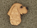 English Cocker Spaniel - Pin Head
