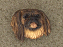 Pekingese - Pin Head