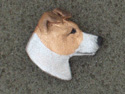Jack Russell Terrier - Pin Head