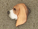 Basset Hound - Pin Head