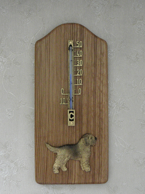 Otterhound - Thermometer Rustical