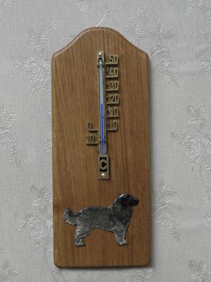Sarplaninac Thermometer Rustical Milan Orm Dog Art