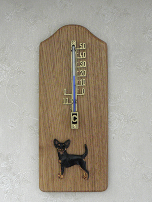 Prague Ratter - Thermometer Rustical