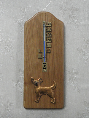 Russian Toy - Thermometer Rustical