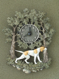 Pointer - Wall Clock metal