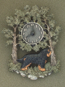 Serra de Aires Sheepdog - Wall Clock metal
