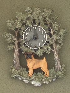 Brabancon - Wall Clock metal