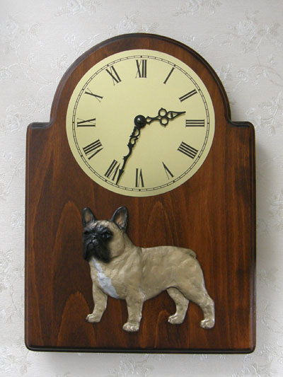 French Bulldog - Wall Clock Classic