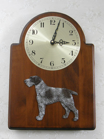 German Wirehaired Pointer - Wall Clock Classic