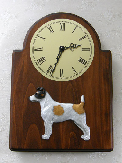 Jack Russell Terrier - Wall Clock Classic