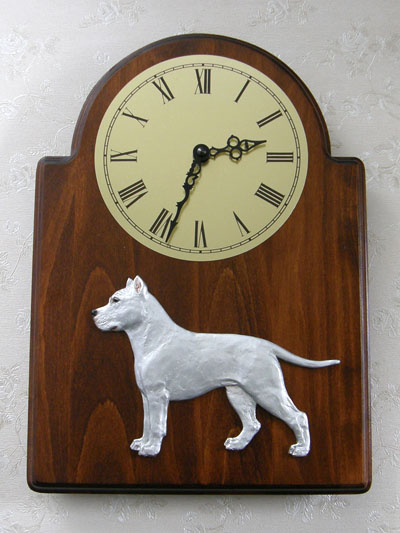 Dogo Argentino - Wall Clock Classic