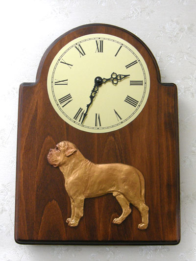 Dogue de Bordeaux - Wall Clock Classic