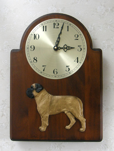 Bullmastiff - Wall Clock Classic