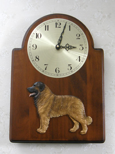 Leonberger - Wall Clock Classic
