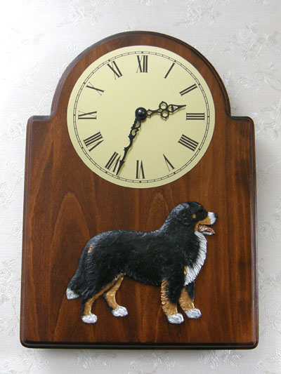 Bernese Mountain Dog - Wall Clock Classic