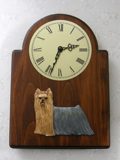 Yorkshire Terrier - Wall Clock Classic