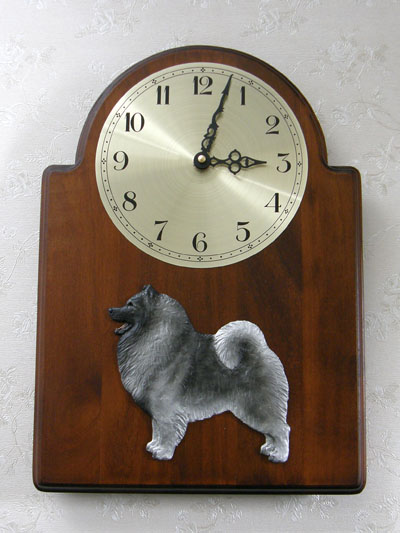 German Spitz - Wall Clock Classic