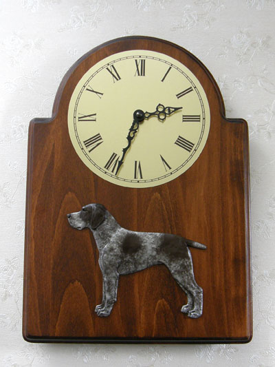 German Shorthaired Pointer - Wall Clock Classic